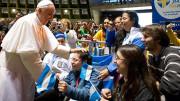 """Đức Thánh Cha với người trẻ: """"Thiên Chúa khát khao các con"""""""