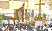 Giáo phận Mỹ Tho: Thánh lễ kính Cha Thánh Phêrô Nguyễn Văn Lựu - Bổn mạng Giáo phận