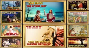 Hình minh họa Lời Chúa Tuần 2 Phục sinh