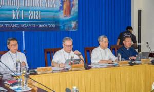 Hội nghị HĐGM VN ngày 13/4