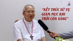 VIDEO: Phỏng vấn Đức Giám mục Phaolô Nguyễn Thái Hợp