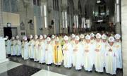 Tâm tình tạ ơn của Đức cha Giuse Võ Đức Minh dịp kỷ niệm 50 năm linh mục