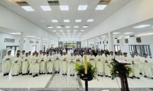 Thánh lễ Tạ ơn và cầu nguyện cho sứ vụ mới của Đức cha Louis Nguyễn Anh Tuấn – Viện phó HVCG