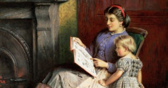 Vai trò của người mẹ trong việc giáo dục người trẻ