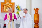 Gx. Thiện Phước: Cha Gioan M. Vianey Trần Vũ Hoàng Chương nhận nhiệm sở mới- Ngày 14.05.2021