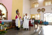 Gx. Ngãi Giao: Chào đón Cha Tân Chánh xứ Phaolô Lê Trần Hoàng Phan