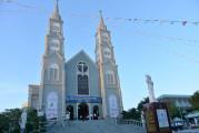Gx. Chánh Tòa: Thánh lễ Khai mạc Năm Thánh kỷ niệm 160 năm thành lập Giáo xứ