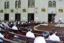 Gx. Chánh Tòa: Thánh lễ kỷ niệm 11 năm Cung hiến Nhà thờ