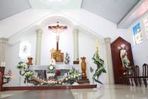 Tin Ảnh: Giáo xứ Thiện Phước: Mừng Bổn mạng Giáo xứ và Chầu Thánh Thể thay Giáo phận 2021