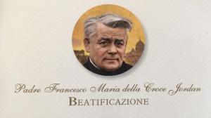 Đức Hồng y Giám quản Roma chủ lễ phong chân phước cho cha Jordan