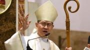Đức Hồng y Tagle truyền chức 24 phó tế trường Truyền giáo