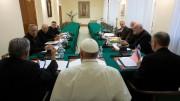 Hội đồng Hồng y cố vấn nhóm họp với Đức Thánh Cha