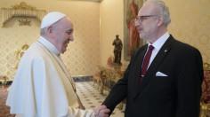 Kỷ niệm 100 năm ngoại giao Tòa Thánh- Latvia