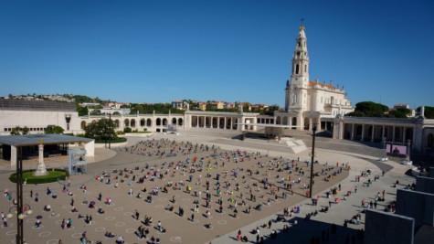 Đền thánh Fatima có thể đón tiếp 7.500 tín hữu hành hương