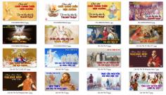 Hình minh họa Lời Chúa  Lễ Hiện Xuống và Tuần 8 Thường niên