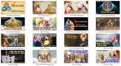 Hình minh họa Lời Chúa  Lễ Chúa Ba Ngôi và Tuần 9 Thường niên