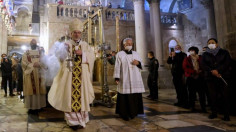 Thánh Địa thiết lập ngày cầu nguyện cho hoà bình ở Trung Đông