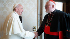 Đức Thánh Cha bác đơn từ chức của Đức Hồng y Marx
