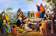 """""""Gia đình"""" trong Bài giảng trên núi"""