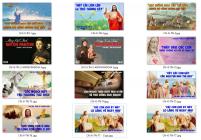 Hình minh họa Lời Chúa: Tuần 11 Thường niên