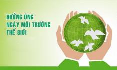 Hưởng ứng ngày môi trường thế giới (05.6.2021)