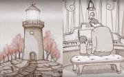 """""""Ngọn Hải Đăng"""" – Một phim hoạt hình ngắn tuyệt hay về tình cha"""