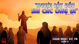 CÁC BÀI SUY NIỆM LỜI CHÚA CHÚA NHẬT XV THƯỜNG NIÊN-B