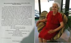 Bức thư từ biệt của cụ bà 96 tuổi gây xúc động mạng xã hội