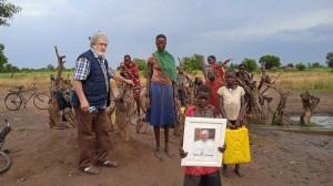ĐTC giúp xây dựng một giếng nước cho trẻ em Moroto ở Uganda