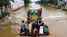ĐTC cầu nguyện cho các nạn nhân của mưa lũ ở Trung Quốc và chúc lành cho Thế vận hội Tokyo
