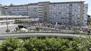 Chúa Nhật 15 TN - ĐTC Phanxicô - Kinh Truyền Tin tại bệnh viện Gemelli (11/7): nâng đỡ người bệnh