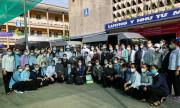 Nhóm tu sĩ thiện nguyện Giáo phận Xuân Lộc lên đường chống dịch