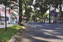 Sài Gòn, thoáng nhìn từ tâm dịch