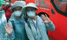Tình nguyện viên các tôn giáo lên đường phục vụ bệnh nhân Covid-19