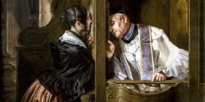 Truyền thống đi xưng tội trước Thánh lễ bắt đầu từ khi nào?