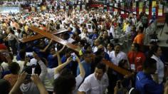 Thánh Giá Ngày Giới trẻ Thế giới thánh du qua 50 thành phố Tây Ban Nha