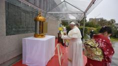 """Đức Tổng Giám mục Nagasaki của Nhật Bản: """"Từ bom nguyên tử đến ngọn lửa hòa bình Olympic"""""""