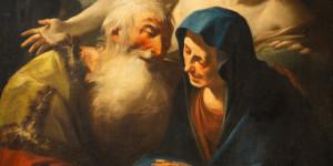Liệu Chúa Giêsu có thấy mặt ông bà ngoại của Người trên trần gian?
