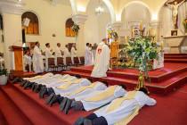 Suy nghĩ về lời khuyên cho các tân linh mục thời Covid