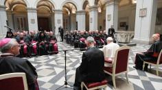 Diễn văn của ĐTC Phanxicô trước các Giám mục Hungary