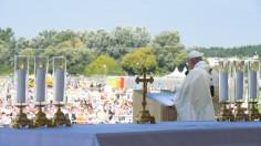 Bài giảng của ĐTC trong Thánh lễ kính Đức Mẹ Sầu Bi