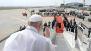 ĐTC Phanxicô chào biệt Slovakia, kết thúc chuyến tông du thứ 34