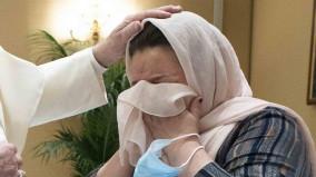 Đức Thánh Cha gặp ba gia đình Kitô hữu trốn thoát khỏi Taliban