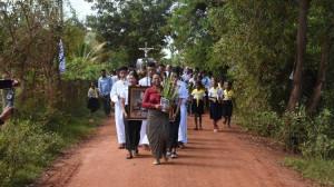"""Người Công giáo và Phật tử Campuchia cử hành """"Thời gian của Thụ Tạo"""""""