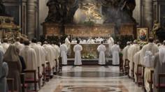 Đức Thánh Cha khai mạc Hội nghị thứ 50 của Liên HĐGM Châu Âu