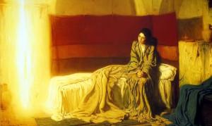 Cuộc đời của Đức Maria trước khi xảy ra biến cố truyền tin