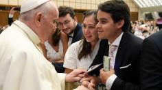 Tiếp kiến chung 29-9-2021: ĐTC Phanxicô: Được nên công chính nhờ ân sủng, chúng ta được kêu gọi làm chứng cho tình yêu của Thiên Chúa