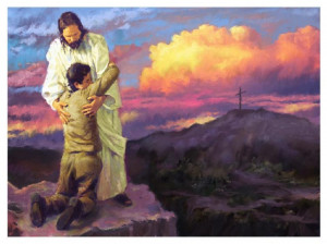 Đức Giê-su Ki-tô – Đường tha thứ tội lỗi