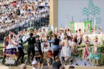 Ngày thứ hai của Đại Hội Thánh Thể tại Budapest, Hungary