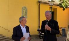Phỏng vấn Đức tân Giám mục Guido Marini, cựu Chưởng nghi Tòa Thánh